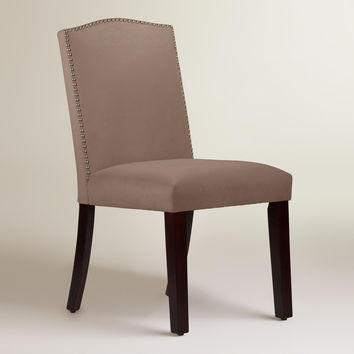 Velvet Abbie Dining Chair - World Market