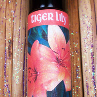 TIGER LILY Perfume Oil