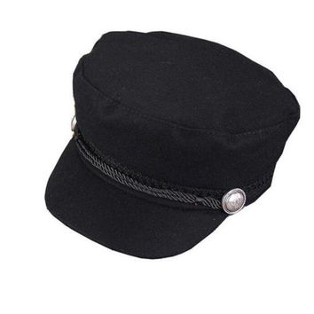 ONETOW Take Me Back To The 80s Rope Trim Pilot Hat
