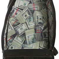 The Money Stashed Backpack