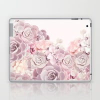 For the girl Laptop & iPad Skin by printapix