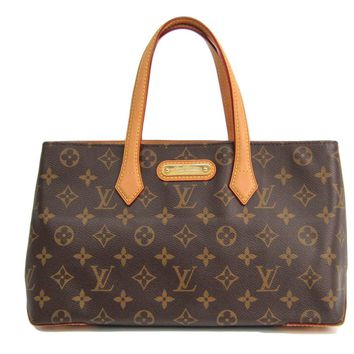Louis Vuitton Monogram Wilshire PM M45643 Women's Tote Bag Monogram BF308384