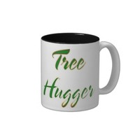 Tree Hugger Green