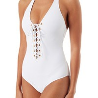 Melissa Odabash Puerto Rico One-Piece Swimsuit | Nordstrom