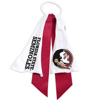 Florida State Seminoles NCAA Ponytail Holder