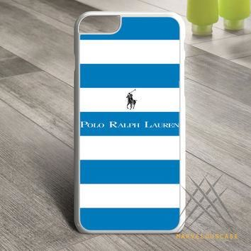 Polo Ralph Lauren Stripes Custom case for iPhone, iPod and iPad
