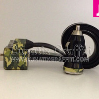 iPhone 4/4s Charger - Camo Combat Camoflouge iPhone Charger