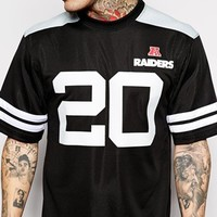 Majestic Oakland Raiders Mesh Football Jersey