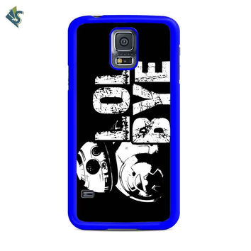Star Wars The Force Awakens Droid Bb Eight Say Lol Bye Samsung Galaxy S5 Galaxy S5 Mini Case