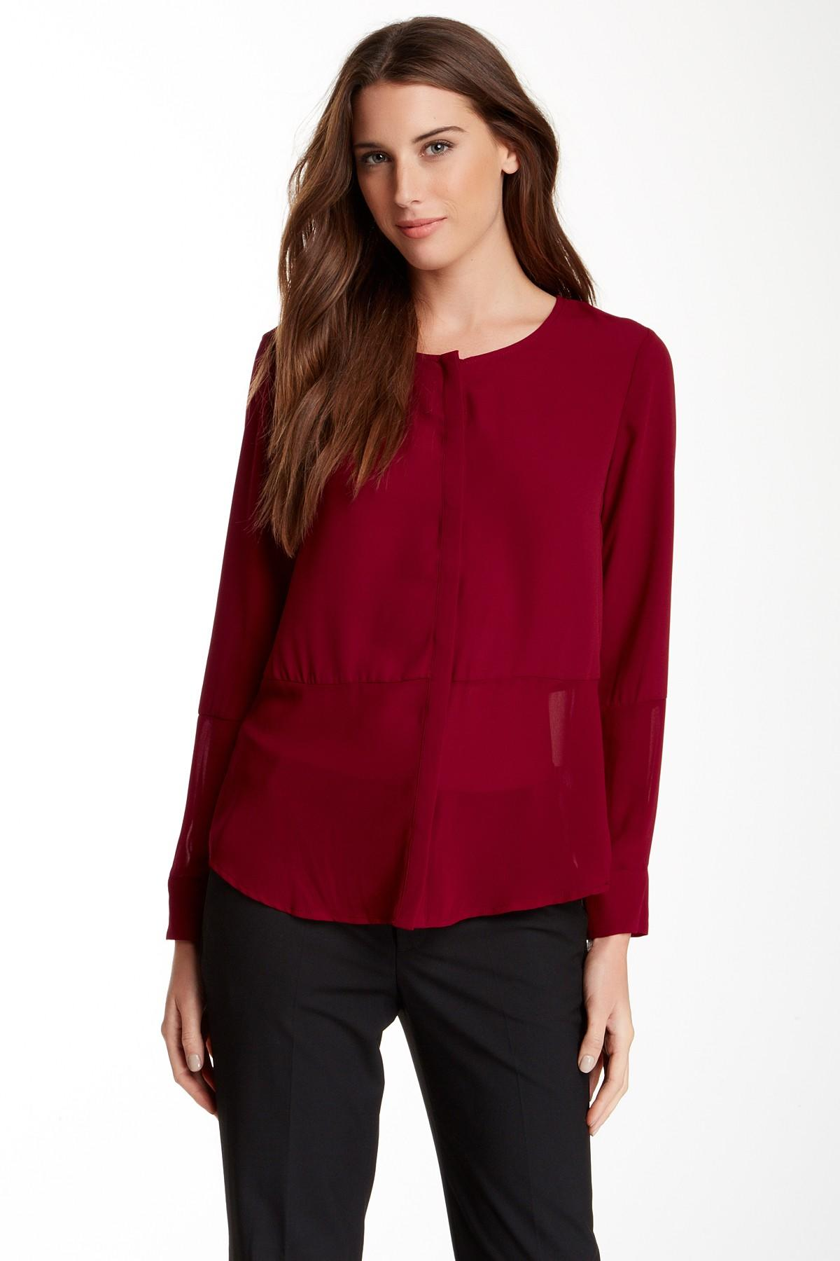 Equipment Blouse Nordstrom Rack 45