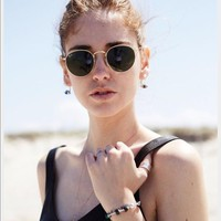 Ray Ban Round 50mm Sale Made in Italy