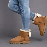 Best Deal Online Fashion UGG Classic Boots CHESTNUT ARIELLE 1019625
