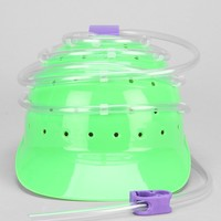 Changeable Straw Drinking Helmet - Urban Outfitters