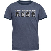 Beatles - Fragile Frames Ringer T-Shirt