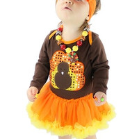 Turkey Petti Outfit Infant/Toddler