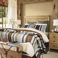 High Quality CottonClassical Style Flower Vertical stripes Bedding Sets  Twin Queen King Size Bed Duvet +2Pillowcases