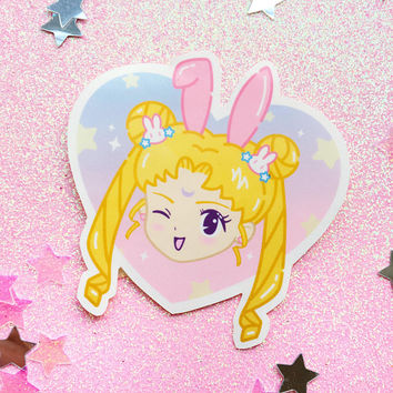 Cute Magical Usagi Tsukino Sailor Moon – Sticker