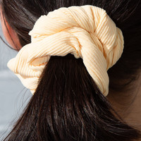 Yellow Scrunchie