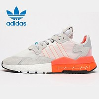 ADIDAS NITE JOGGER 3M Reflective Men Casual Sport Running Shoes Sneakers