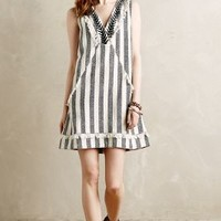 Hedgerow Tunic Dress by WHIT Two Black & White