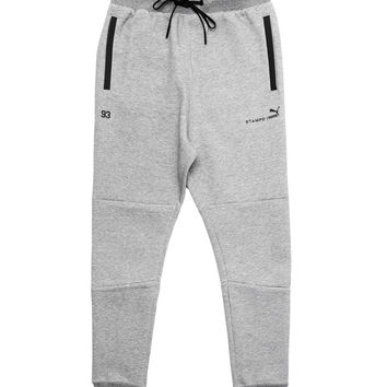 Puma x Stampd Sweatpants (Medium Gray Heather)
