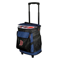 Boston Red Sox MLB Rolling Cooler