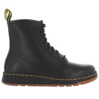 Dr. Martens Newton - Black Leather Combat Bootie