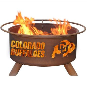 Colorado Steel Fire Pit by Patina Products