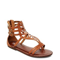 Abstract Gladiator Sandal