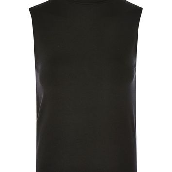 Funnel Neck Tank Top by Ivy Park - Camis & Tanks - Clothing