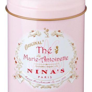Nina's of Paris Marie Antoinette Loose Leaf Tea Gift Tin