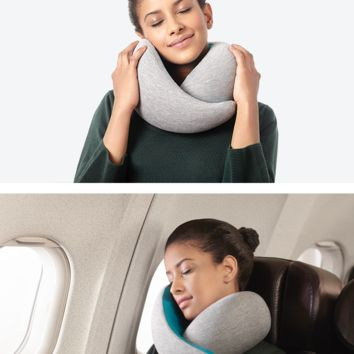 OSTRICH PILLOW GO – Maximum comfort sleep for all necks