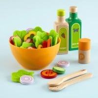 Kids' Kitchen & Grocery: Kids Play Salad Making Set