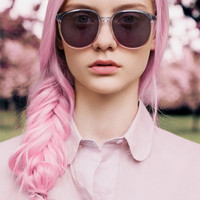 ROSE PINK PASTEL Semi-Permanent Vegan Hair Dye 9 oz: Tie-Dye Hair, Pastel Hair, Unicorn Hair, Pink, Soft Grunge, Tumblr