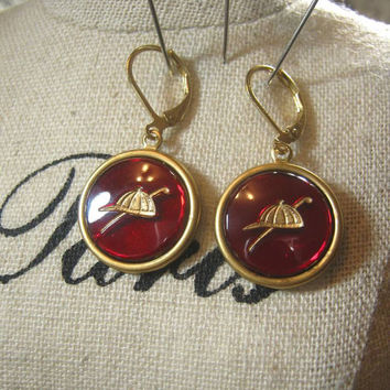 Lady Mary Earrings - Downton Abbey Jewelry - Edwardian Jewelry - 1920s Earrings - Art Deco Earrings