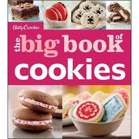 Betty Crocker The Big Book of Cookies by Betty Crocker (Paperback)