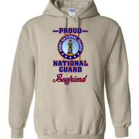 Proud National Guard Boyfriend Hoodie