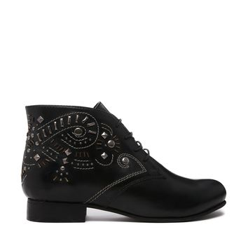 ASOS ARTISAN Leather Ankle Boots