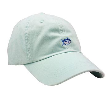 Mini Skipjack Hat in Haint Blue by Southern Tide