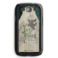 Into The Woods Musical Samsung Galaxy S3 Case