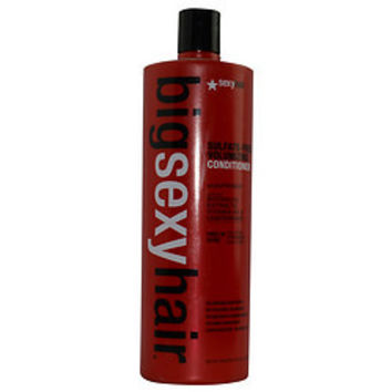 Sexy Hair Concepts Big Sexy Hair Sulfate-Free Volumizing Conditioner 33.8 Oz