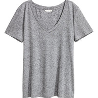 V-neck Top - from H&M