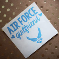 Air Force Girlfriend/Wife/Mom/Etc Decal