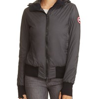 Canada GooseDore Hooded Down Bomber Jacket