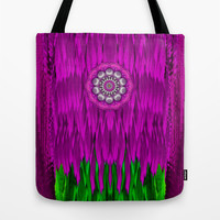 Fantasy Moon Shine Tote Bag by Pepita Selles