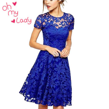 Lace Dress - 50% Off Sale