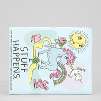 DYNOMIGHTY Stuff Happens Wallet - Urban Outfitters