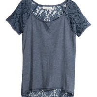 H&M - Lace Top -