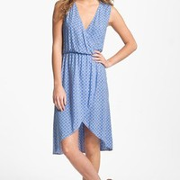Two by Vince Camuto Cutout Faux Wrap Dress | Nordstrom