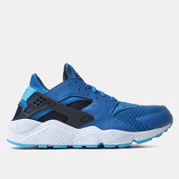 Nike Air Huarache Shoes - Military Blue/obsidian at Urban Industry